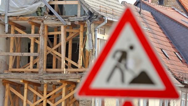 Unsicherer Architektenlohn