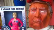 Was echt und was gefälscht ist, lässt sich im amerikanischen Wahlkampf nicht leicht erkennen.