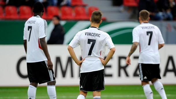 Deutsche Junioren verspielen Sieg