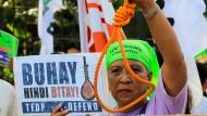 Mehr Todesurteile, aber weniger Hinrichtungen