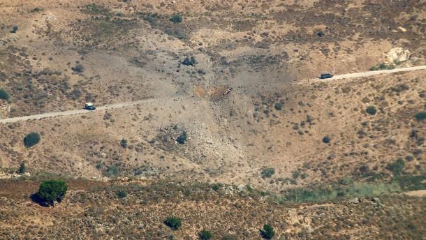 Luftangriffe treffen Abschussrampen im Libanon