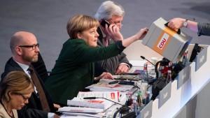 UN-Migrationspakt wird Thema beim CDU-Parteitag