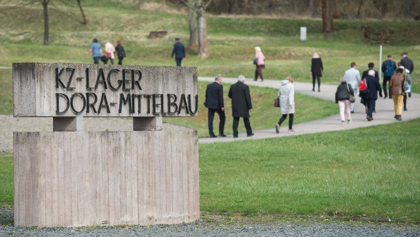 Sprengstoff in KZ-Gedenkstätte Mittelbau-Dora gefunden