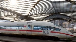 Bahn verspricht kostenloses W-Lan bis 2016