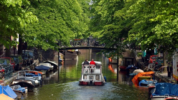 Amsterdam führt Touristenquote ein