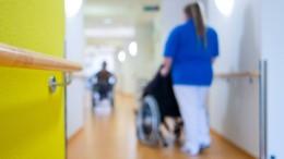 Pflegekräfte sollen 1500 Euro Prämie erhalten