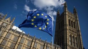 May macht einen Schritt in Richtung EU