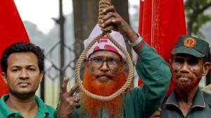 Zwei Oppositionspolitiker in Bangladesch gehängt