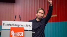 Jusos starten Kampagne gegen große Koalition