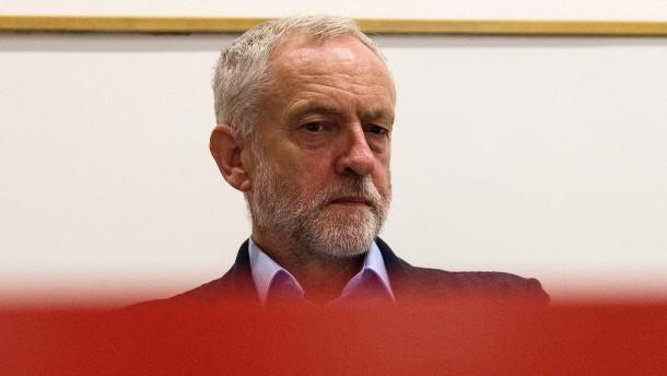 Londons Bürgermeister ruft zur Abwahl von Labour-Parteichef auf
