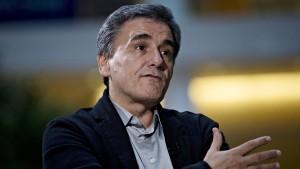 """Tsakalotos: """"Es wird keine neue Kreditlinie geben"""""""