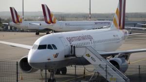 Passagiere von Germanwings müssen am Freitag um ihre Flüge bangen.