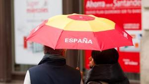 Spanien rutscht noch tiefer in die Rezession