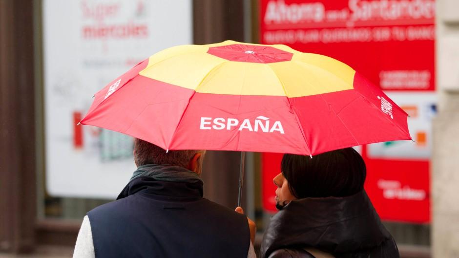 Spanien gilt als eines der größten Sorgenkinder im Euroland