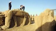 IS macht antike Stadt dem Erdboden gleich