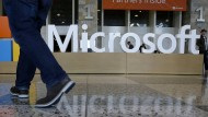 Umsatzeinbußen bei Microsoft