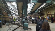 Mindestens ein Toter und 65 Verletzte in New York