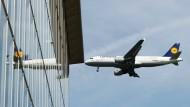 Höherer Gewinn beflügelt Lufthansa nur kurz