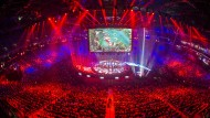 "Die Masse macht's: hier das WM-Finale von ""League of Legends"" 2015 in Berlin."