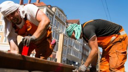 Das große Hautkrebs-Risiko für Bauarbeiter