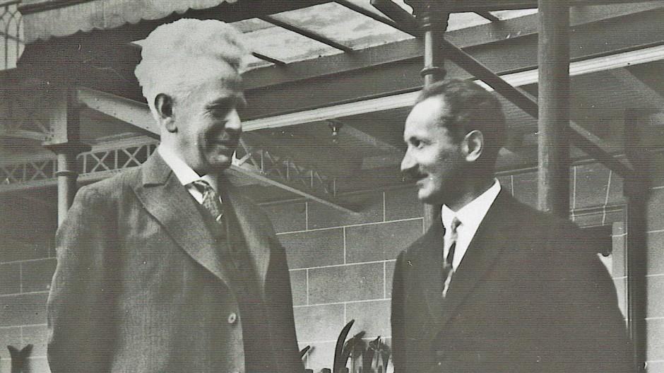 Heidegger und Cassirer in Davos