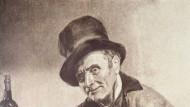 Die Darstellung von Eduard Goebel als Datterich