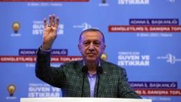 Erdoğan hechelt hinterher