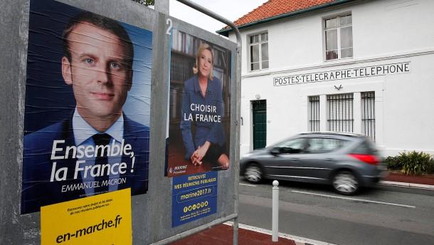 Helfen amerikanische Ultra-Rechte Le Pen?