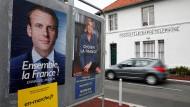 Unterstützung aus dem Ausland? Die rechtspopulistische Präsidentschaftskandidatin Marine Le Pen