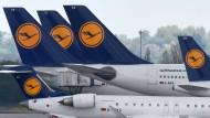 Lufthansa von Angst vor Terror betroffen