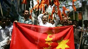 Indien und China beginnen mit Truppenabzug
