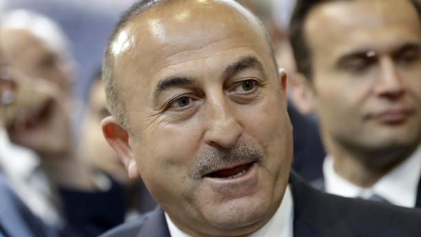 Türkischer Außenminister beharrt auf Veranstaltung in Rotterdam