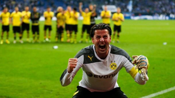 Dortmund dominant unter Druck