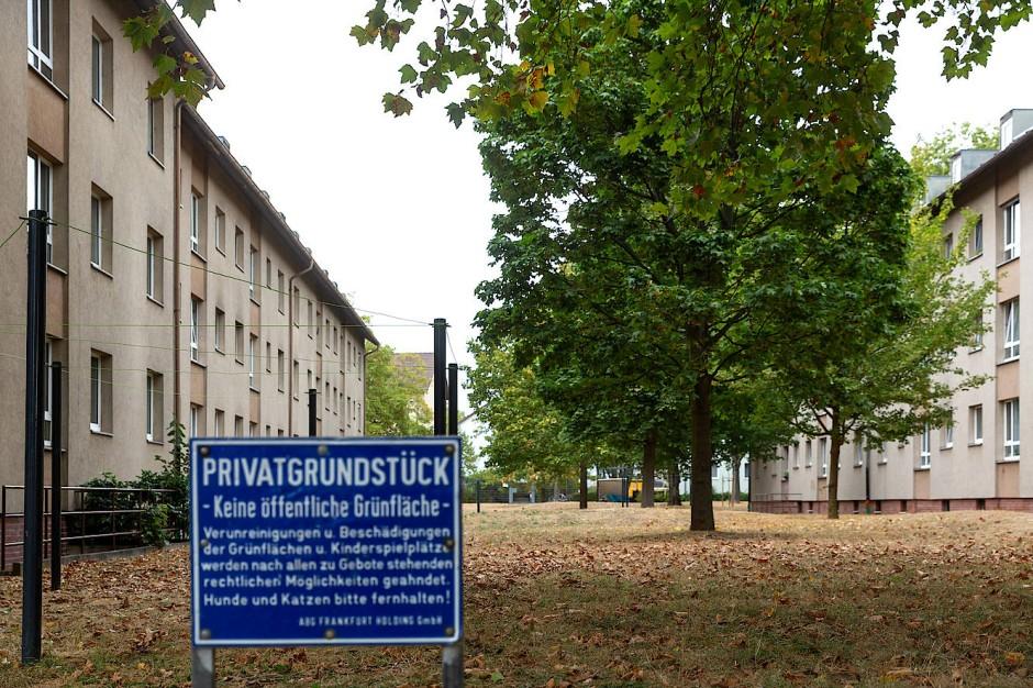 Frankfurt Problemviertel