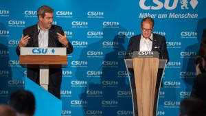 Söder sieht CSU als Vorreiter in der Klimapolitik