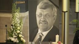 Generalbundesanwalt ermittelt im Fall Lübcke