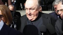 Ehemaliger Erzbischof von Adelaide freigesprochen
