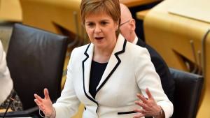 Schottland fordert neues Unabhängigkeitsreferendum