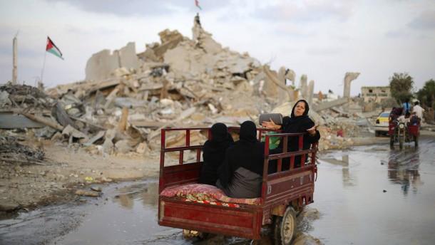 Feuerpause in Gaza verlängert