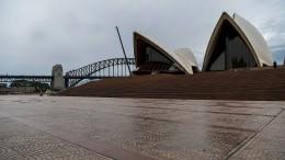 Australien greift hart gegen Regelverstöße durch