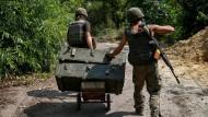Ukraine versetzt Truppen in Kampfbereitschaft