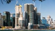 Australiens Immobilienmarkt boomt.