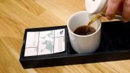 Warum eine Tasse Kaffee 17 Euro kosten kann