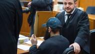 Weil er einen Terroranschlag auf ein Radrennen geplant haben soll, steht Halil D. 2016 in Frankfurt vor Gericht.