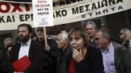 Gewerkschaften rufen zum Generalstreik auf
