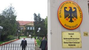 Türkische Polizei nimmt Anwalt der deutschen Botschaft fest