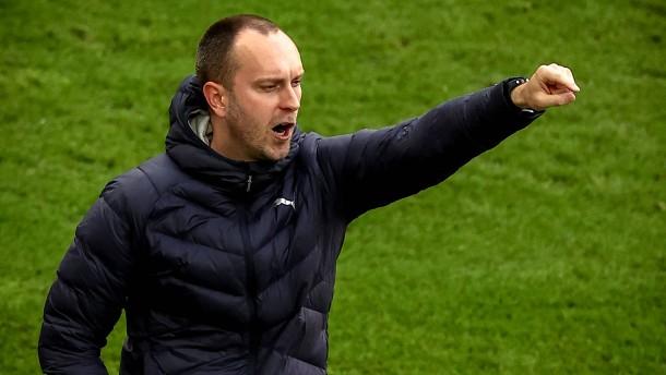 Spiel der Angst um die Bundesliga