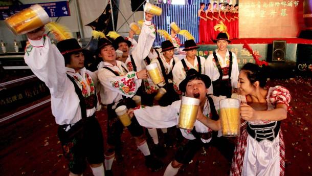 Die Deutschen wollen nicht zurück nach Tsingtau