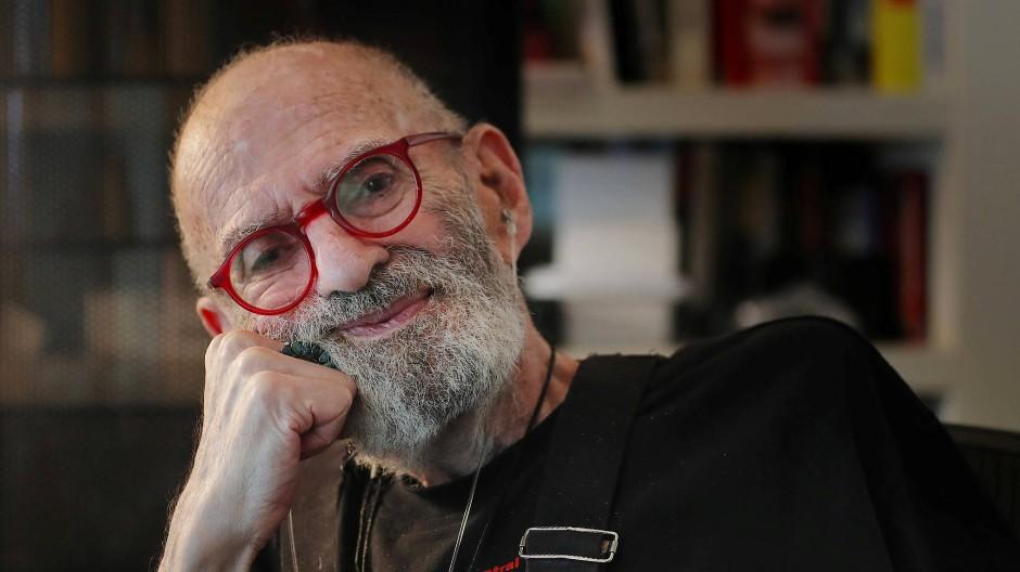Trotz seiner Aidserkrankung wurde der Autor und Aktivist Larry Kramer 84 Jahre alt.