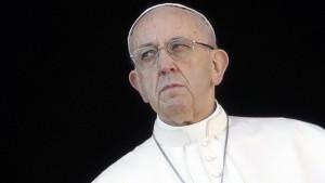 """Papst Franziskus: """"Habe Angst vor einem Atomkrieg"""""""